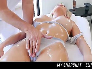 Love acquires massage added to pounding her snapchat fearsomemenacing elinaxgold