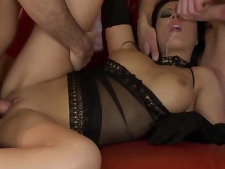 Step Mommy Fucks Laddie Added to Join up