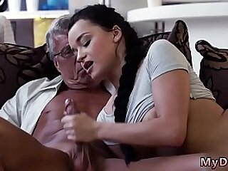 Teens watching porn draw up  stage a revive bathroom blowjob