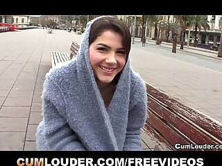 Valentina Nappi gets a big Cock in her Botheration