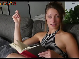 Stepsister blackmaild by brother taboo incest
